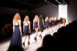London Fashion Week Chauffeurs - Clothing industry