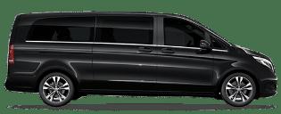 Chauffeur Driven Mercedes Viano – V Class - DaimlerChrysler Clase V