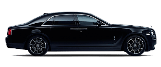 Chauffeur Driven Rolls Royce Phantom - 2020 Nissan Kicks