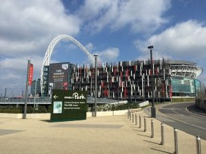 Wembley Stadium & Arena Chauffeur Services -