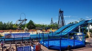Thorpe Park Chauffeured Day Out -