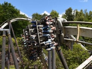 Alton Towers Adventure - Chauffeured Tours - Roller Coaster
