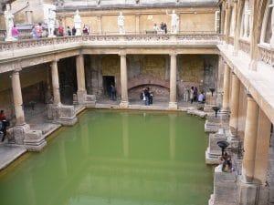 London To Roman Baths Tour Chauffeur Driven Car Services - The Roman Baths