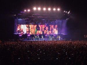 O2 Arena Chauffeur Tours - Bruno Mars