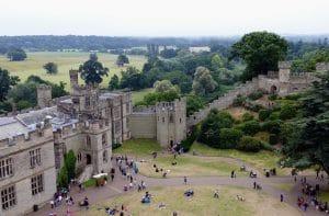 Warwick Castle Chauffeur Driven Tour Service - Warwick Castle