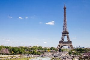 Chauffeured Car Service  London to Paris, Amsterdam, Brussels and all of Europe - Paris