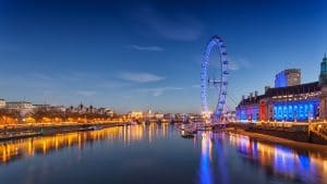 London Eye Chauffeured Tour - lastminute.com London Eye
