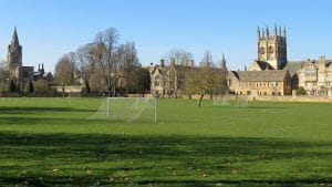 Oxford and Cambridge Sightseeing Chauffeur Tours - Christ Church