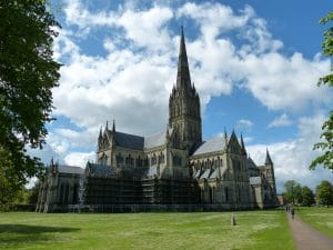 Salisbury Cathedral Chauffeur Driven Tours - Salisbury Cathedral