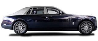 Chauffeur Driven Rolls Royce Phantom VIII - Rolls-Royce Ghost