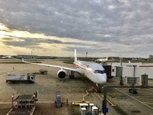 Heathrow Airport Chauffeur Transfers - Boeing 777