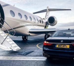 Business jet - Mid-size car