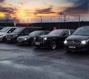 London City Airport Chauffeur Transfer